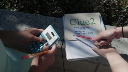 Scavenger Hunt, 3, clue