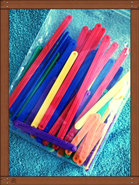 bag of manipulatives