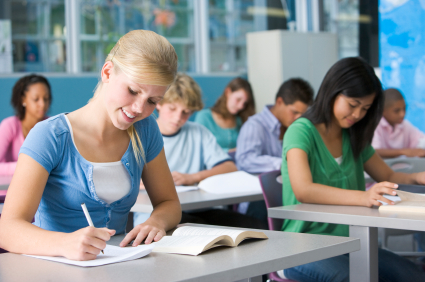 taking up a quiz in high school 9th grade english: high school practice test  this mobile-friendly course can help you bring up your grades,  take quiz optional.